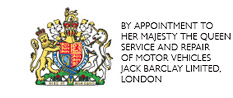 Royal Warrant of Appointment
